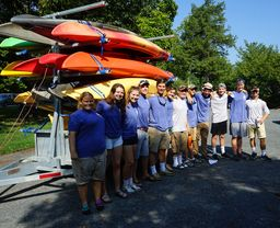 The Gunston School launches innovative new program, the Chesapeake Watershed Semester