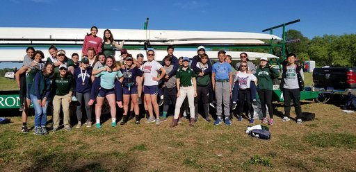Gunston Rowers Medal at MD/DE State Championships